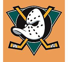 Anaheim Mighty Ducks Photographic Print