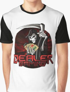 Dealer Gaming Graphic T-Shirt