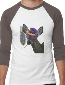 Swag Deer v.2 Men's Baseball ¾ T-Shirt