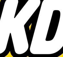 KD Lego Sticker