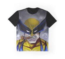Logan Headshot  Graphic T-Shirt