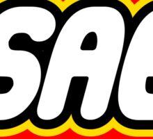 SAE Logo Sticker
