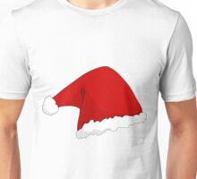 A santa hat for christmas sutable Unisex T-Shirt