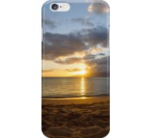 Napili Bay Sunset Panorama iPhone Case/Skin