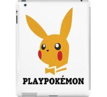 Playboy-Pokemon iPad Case/Skin