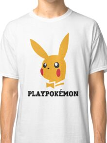 Playboy-Pokemon Classic T-Shirt