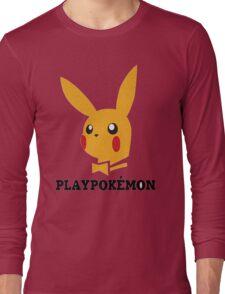 Playboy-Pokemon Long Sleeve T-Shirt