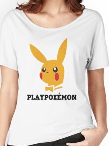 Playboy-Pokemon Women's Relaxed Fit T-Shirt