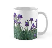 Iris Watercolor Mug