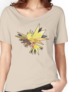 Zap Cannon Women's Relaxed Fit T-Shirt