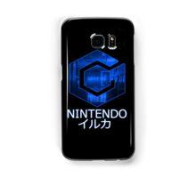 GAMECUBE BLUE GLOW Samsung Galaxy Case/Skin