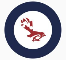 Fantail Air Force Roundel by piedaydesigns