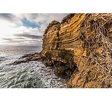 Sunset Cliffs Summer Photographic Print