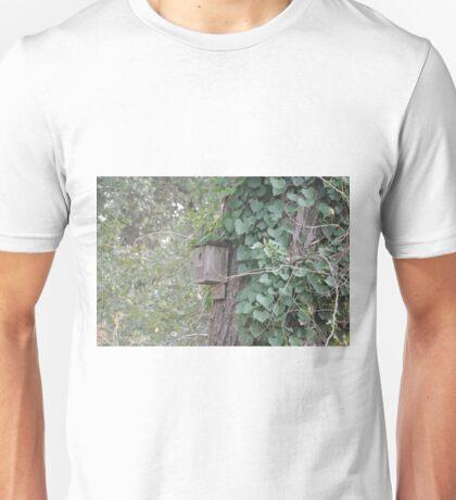 Bird House and Ivy Unisex T-Shirt