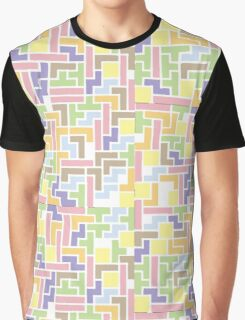 Back To The Old Us (Tetris) Graphic T-Shirt