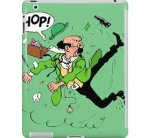 professeur tournesol iPad Case/Skin