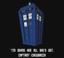 Doctor Who Misquote Kids Clothes