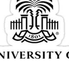 University of South Carolina Sticker
