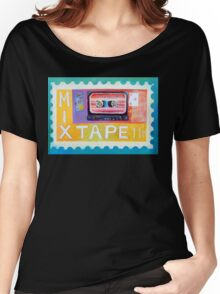 Big Mix Tape Women's Relaxed Fit T-Shirt