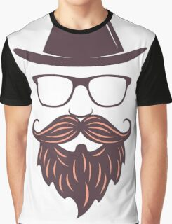 Hipster Graphic T-Shirt