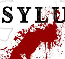 Arkham Asylum Sticker