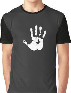 White Hand of Saruman Graphic T-Shirt