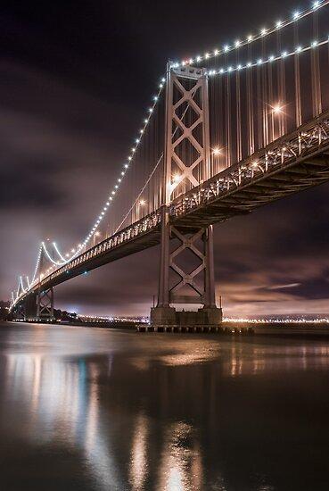 Bay Bridge by Radek Hofman