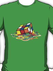 Melting Cubic T-Shirt