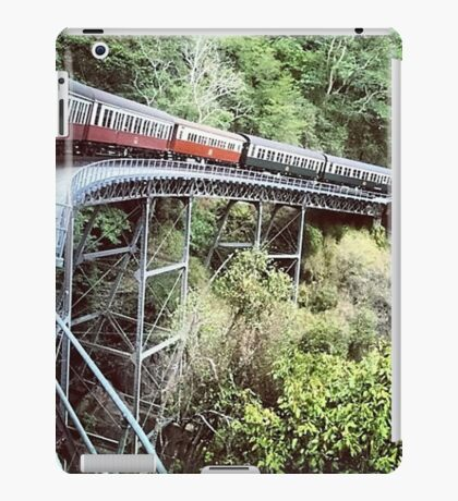 scenic railway iPad Case/Skin
