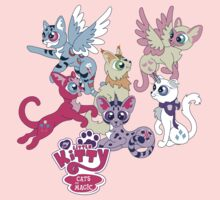 My Little Kitty: Cats Are Magic Kids Clothes