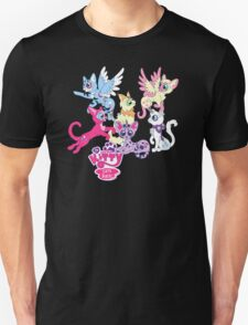My Little Kitty: Cats Are Magic Unisex T-Shirt