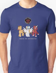 My Little Fringe Pony T-Shirt