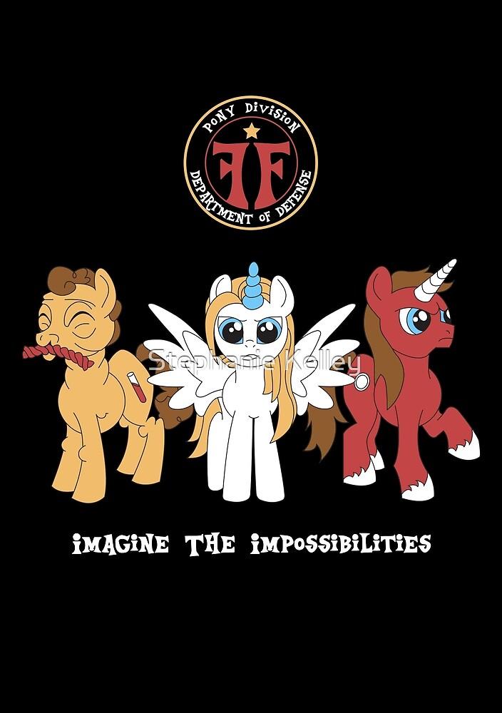 My Little Fringe Pony by Stephanie Whitcomb