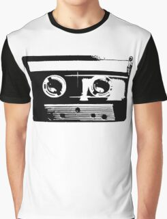 Cassette Tape Graphic T-Shirt