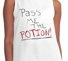 Pass Me The Potion Contrast Tank