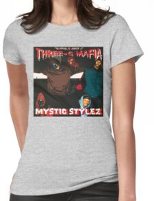 THREE SIX MAFIA - MYSTIC STYLEZ Womens Fitted T-Shirt