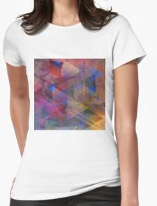 Another Time (Square Version) - By John Robert Beck Womens Fitted T-Shirt