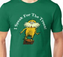 lorax environment  Unisex T-Shirt