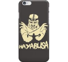 Hayabusa iPhone Case/Skin