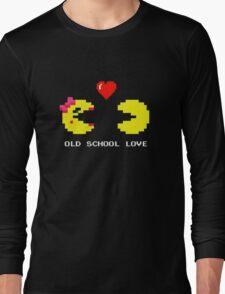 pacman arcade Long Sleeve T-Shirt