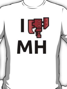 I Switch Axe MH T-Shirt