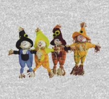 Halloween Scarecrows by Schoolhouse62
