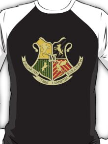 A School of Ice and Fire T-Shirt