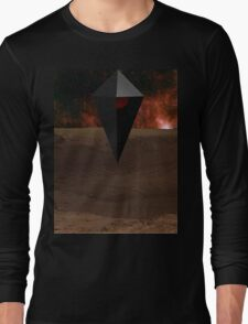 No Man's Sky Artistic High Quality Design Long Sleeve T-Shirt