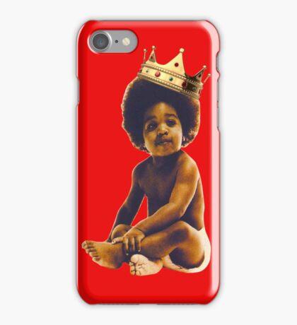 black people lives matter big notoious smalls [TW] iPhone Case/Skin