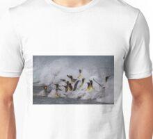 King Penguin Arrival Unisex T-Shirt
