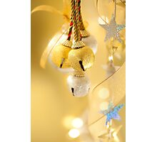 Bell X-mas Photographic Print