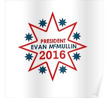 Evan McMullin 2016 Poster