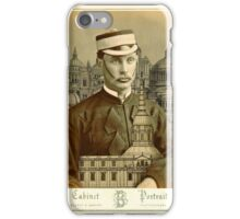 Protector of the City iPhone Case/Skin