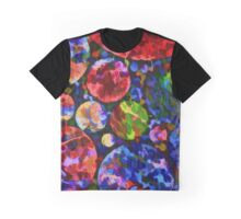 Celestial Wholeness Abstract Graphic T-Shirt